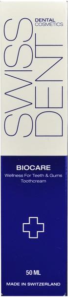 Swissdent Biocare zubní pasta 50 ml