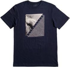 Quiksilver moška majica SsClassicCoastLines, modra