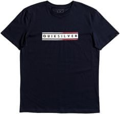 Quiksilver moška majica SsClassicTeeDailySurf, črna