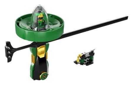 LEGO NINJAGO 70628 Lloyd, Mister Spinjitzu 70628