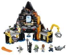 LEGO NINJAGO™ 70631 Wulkaniczna kryjówka Garmadona