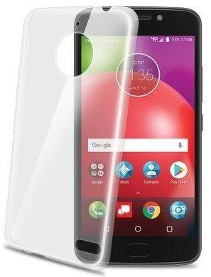 Celly TPU pouzdro Gelskin pro Motorola Moto E4, bezbarvé