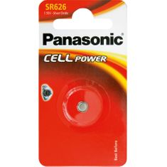 Panasonic baterija Cell Power Ag 377/376/SR626 1BP