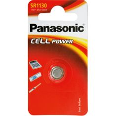 Panasonic baterija Cell Power Ag 389/SR1130W/V389 1BP