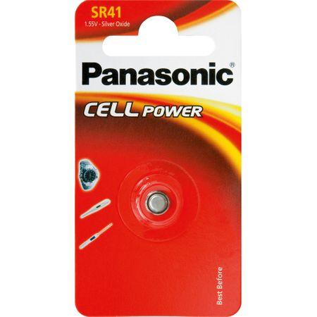 Panasonic baterija Cell Power Ag 392/384/SR41 1BP