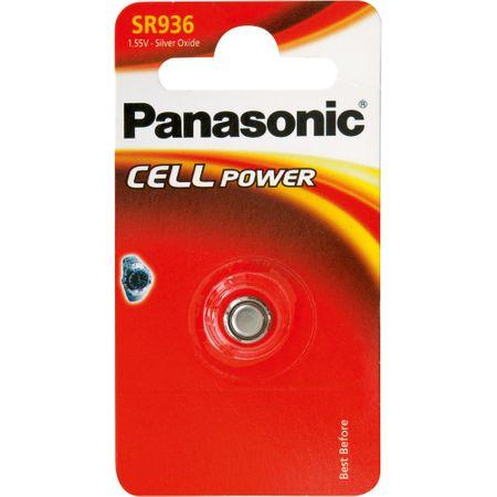 Panasonic baterija Cell Power Ag 394/SR936SW/V394 1BP
