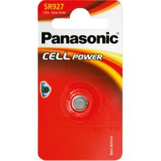 Panasonic baterija Cell Power Ag 399/SR927W/V399 1BP