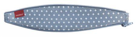Manduca rozszerzenie do nosidełka ZipIn Ellipse WildCrosses niebieskie