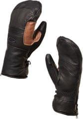 Oakley moške rokavice Lone Tree, črne