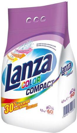 Lanza Expert Color 4,5kg, 60 praní