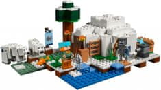 LEGO Minecraft 21142 Polarni iglu