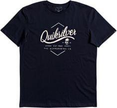 Quiksilver Ssclateseatales M Tees Navy Blazer moška majica