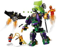 LEGO Super Heroes 76097 Spopad z Lex Luthorjem v robotskem oklepu