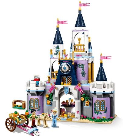 LEGO Disney Princess 41154 Wymarzony zamek Kopciuszka