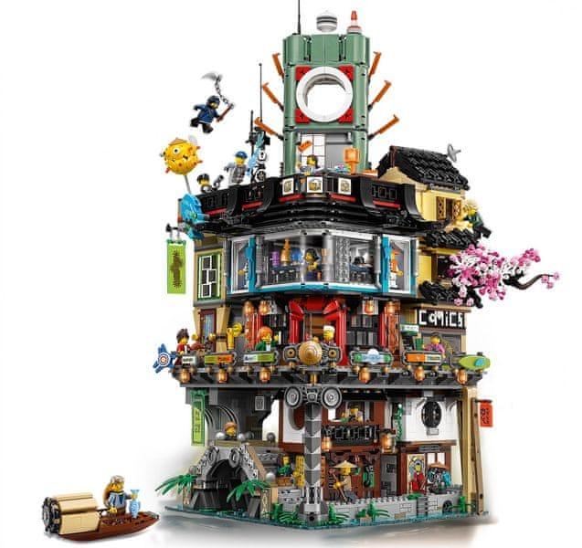 LEGO® NINJAGO™ 70620 Ninjago City