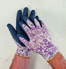 Červa Pracovné rukavice Pintail dámske fialová 7
