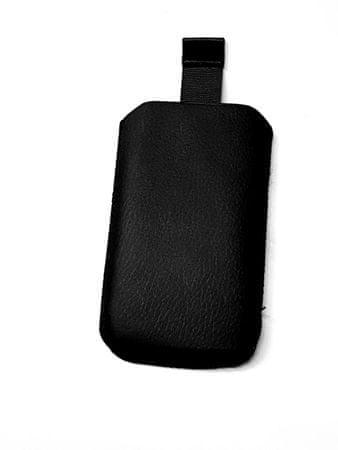 torbica za telefon, črna