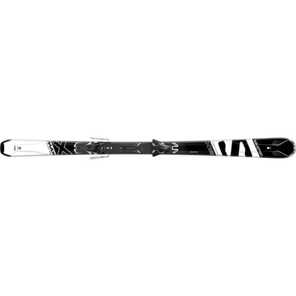 Salomon M X-MAX X12 + M XT12 Ti C90 Black/White