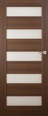 VASCO DOORS Akční interiérové dveře SANTIAGO kombinované, model 7