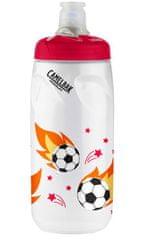 Camelbak bidon Podium Bottle 0,62l, Soccer Flames/Nogomet