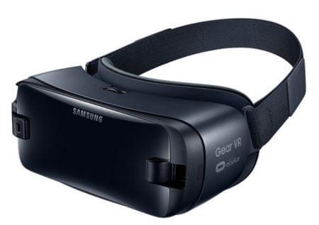 SAMSUNG Szemüveg a virtuális valósághoz GALAXY Gear VR 2017, Grey (EU Blister)