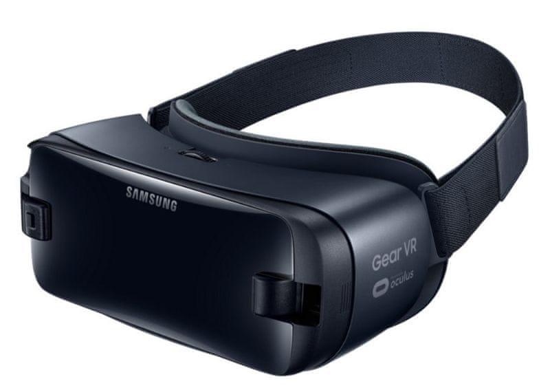Samsung Brýle pro virtuální realitu GALAXY Gear VR 2017, Grey (EU Blister)
