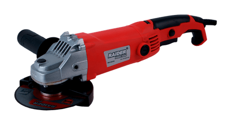RAIDER električni kotni brusilnik 125mm 1150W