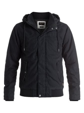 Quiksilver jakna Everyday Brooks M Jacket, črna, XXL
