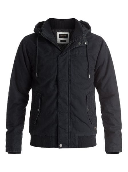 Quiksilver Everyday Brooks M Jacket Black S
