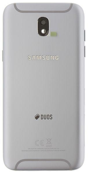 Samsung Kryt Baterie pro Samsung J530 Galaxy J5 2017, stříbrný