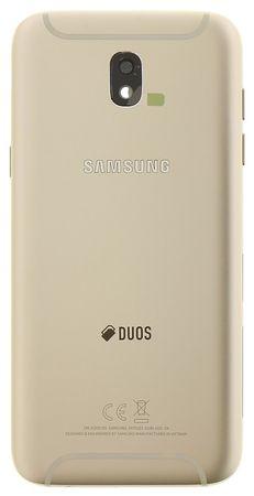 SAMSUNG Kryt Batérie pre Samsung J530 Galaxy J5 2017, zlatý