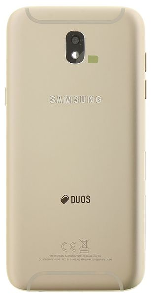 Samsung Kryt Baterie pro Samsung J530 Galaxy J5 2017, zlatý