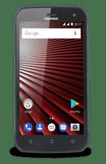 myPhone HAMMER BLADE, Dual SIM, černý