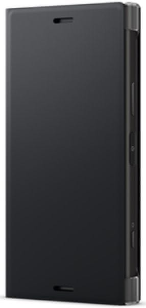 Sony Style Cover Flip pro Xperia XZ1 Compact, SCSG60, Black
