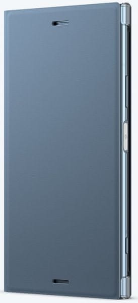 Sony Style Cover Flip pro Xperia XZ1, SCSG50, Blue