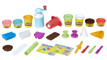 Play-Doh sladoledni set