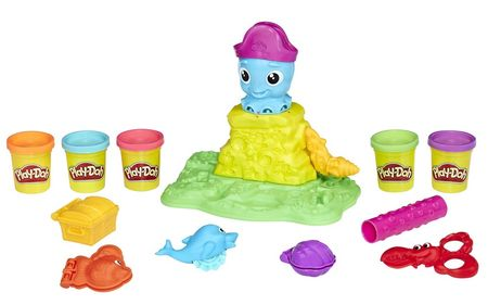 Play-Doh Bolondos polip