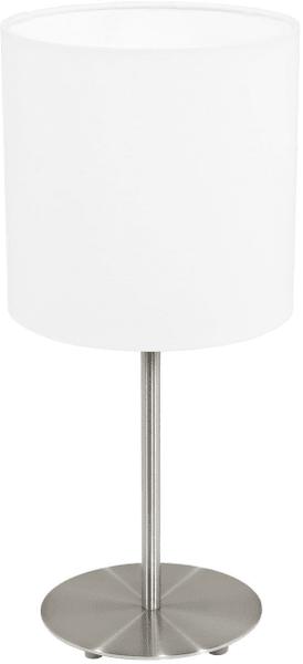 Eglo Stolní svítidlo PASTERI bílá - 31594