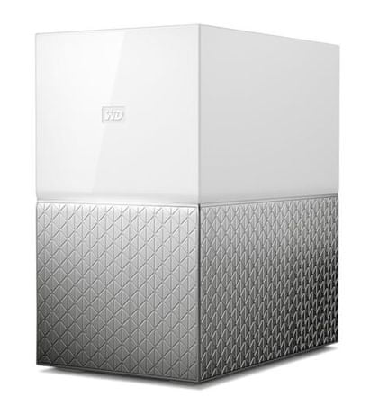 WD My Cloud Home Duo 12TB NAS (WDCHD-WDBMUT0120JWT)