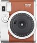 1 - FujiFilm Instax mini 90 hnědá + 1x10 film a pouzdro - rozbaleno