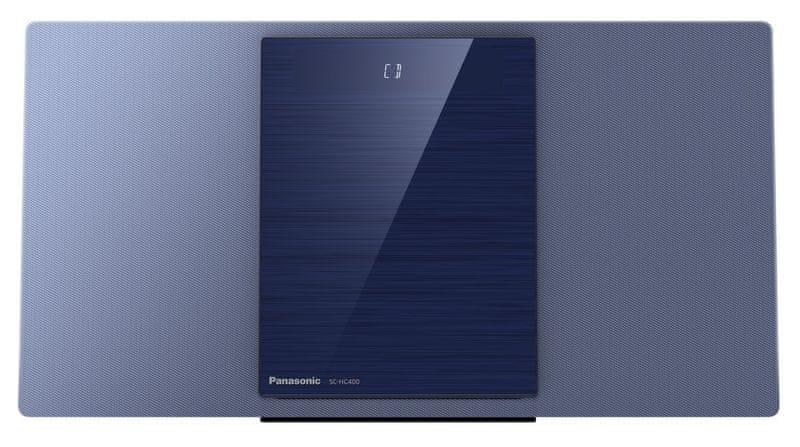 Panasonic SC-HC400EG-A, modrá