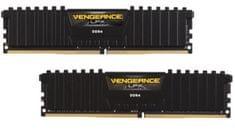Corsair pomnilnik Vengeance 32GB (2x16GB), 2133MHz, DDR4, CL13, DIMM (CMK32GX4M2A2133C13)