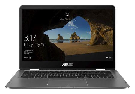 Asus prenosnik ZenBook Flip 14 UX461UN-PRO i7-8550U/8GB/SSD512GB/MX150/14FHD/W10Pro (90NB0GD1-M00300)