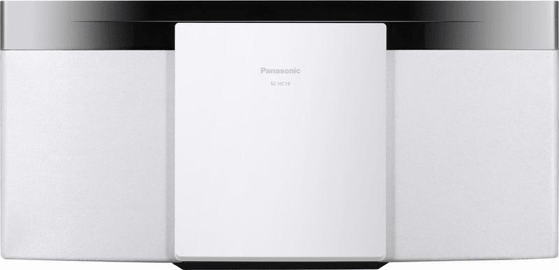 Panasonic SC-HC19EC-W, bílá
