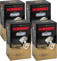 Kimbo 100 % Arabica kava, 4x18 500 g