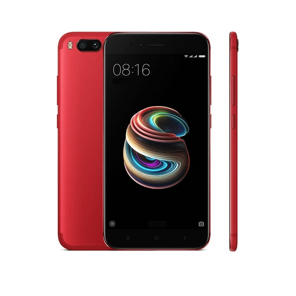 Xiaomi Mi A1 Red, 4GB/64GB, CZ LTE, Global Version