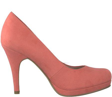 Tamaris női magassarkú cipő Taggia 38 lazac  cea412f4b9