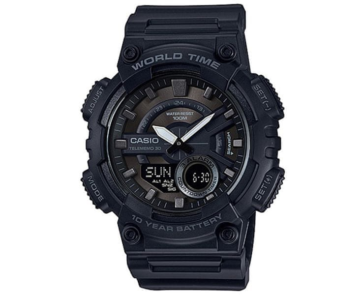Casio Collection AEQ 110W-1B