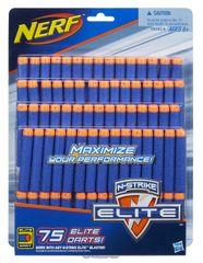 Nerf Elite náhradní šipky 75 ks