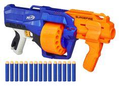 NERF Elite Surgefire Szivacslövő